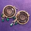 Boucles d'oreilles ZARI Classique Collection