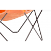 Fauteuil en cuir le BUTTERLFLY Chair Sweden