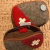 Pochette petite de ceinture Karlen 100% Swiss made au Valais