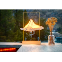 Lampe Matterlight 100% Swiss made Matterhorn / Cervin