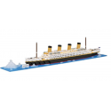 NANOBLOCK Titanic Advanced Level