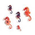 Hippocampe en famille de 5 de ROOF STUDIO
