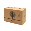 Lunch box zéro plastique et zéro silicone