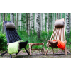 LILLI Repose-pieds et table d'appoint OUTDOOR ECO Furn CHAIR