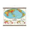 Carte murale The WORLD