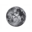 MOON wall clock Karlsson Horloge LUNE