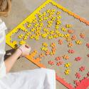 Puzzle dégradé de couleurs par Areaware