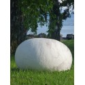 Medium Rock Cushion / Pouf galet taille moyenne