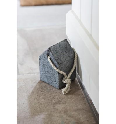 Cale-porte My House en granite recomposé