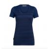 T-shirt merino femme Icebreaker S/S