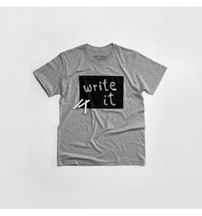 T-shirt Writable TWITTER T-shirt de Lithuanie