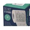 Papier toilette SUDOKU DO NOT DISTURB
