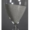 Set de 3 Sabliers Denim - Bordeaux - Gris Granite