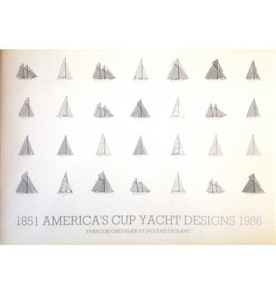 ACYD America's Cup Yacht Design 1851-1986