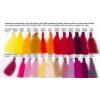 sélectionnez le code couleur dans un message qui accompagne votre commande