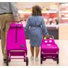 Poussette de marché ou Trolley de courses