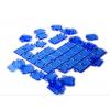 WAVES PUZZLE - INDIGO BLUE
