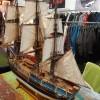 Bounty maquette de bateau décorative
