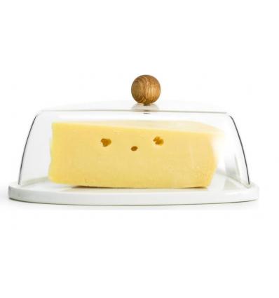 Cloche à fromage triangulaire Sagaform