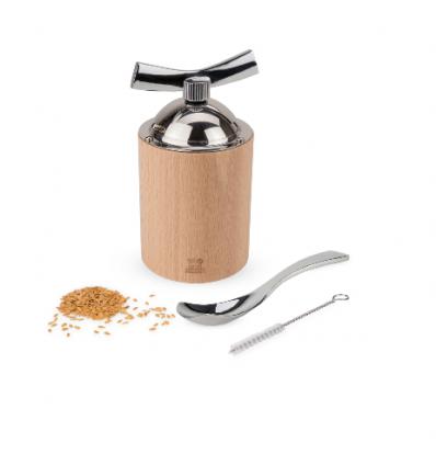 Moulin à graines de lin