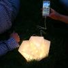 Pack de 4 lampes solaires SOLIGHT QWNN