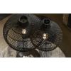 Lampe MAZE en rotin Indonésie