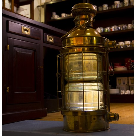 Lampe / falot Fresnel