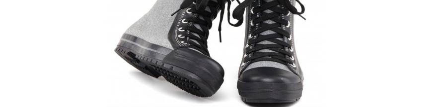 Bottes et chaussons