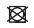 Séchage tambour interdit, k-line